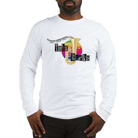 Tuba Rocks Long Sleeve T-Shirt