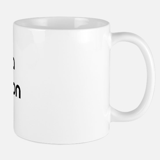 Loved by a Brussels Griffon Mug
