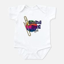 Trombone Rocks Infant Bodysuit