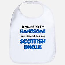 Handsome Scottish Uncle Bib