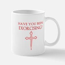 Exorcising Mug