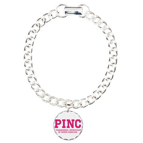 Basic PINC Charm Bracelet, One Charm