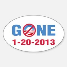 GONE 2013 Decal