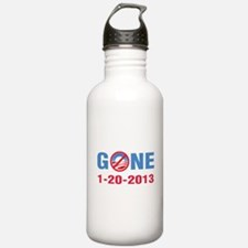 GONE 2013 Sports Water Bottle