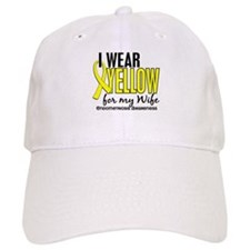 I Wear Yellow 10 Endometriosis Baseball Baseball Cap