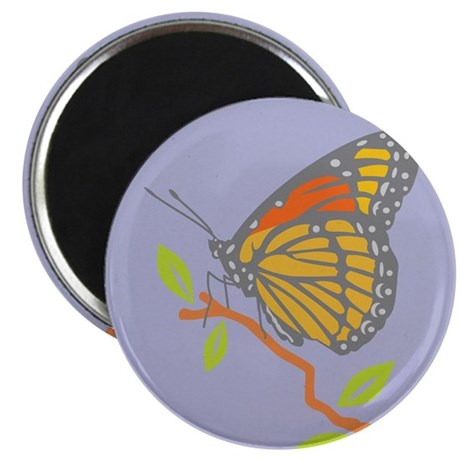 """Viceroy Butterfly 2.25"""" Magnet (10 pack)"""