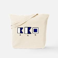 aAs Tote Bag