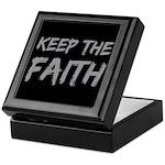 Keep the Faith Keepsake Box