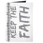 Keep the Faith Journal