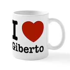 I love Giberto Mug