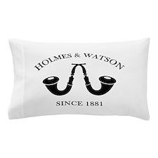 Holmes & Watson Since 1881 Pillow Case