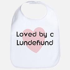 Loved by a Lundehund Bib