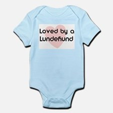 Loved by a Lundehund Infant Creeper