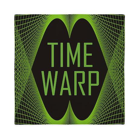 Time Warp Queen Duvet