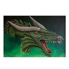 Unique Year of the dragon Postcards (Package of 8)