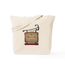 Jamie Outlander Tote Bag