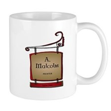Jamie A. Malcolm Printer Small Mug