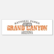 Grand Canyon National Park AZ Bumper Bumper Sticker