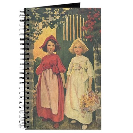 Smith's Snow White & Rose Red Journal