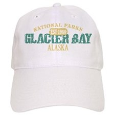 Glacier Bay National Park AK Baseball Cap