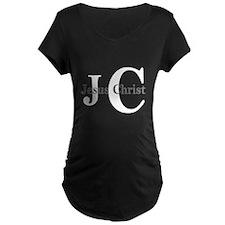 JESUS CHRIST FASHION INITIALS T-Shirt