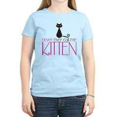 Castle - Never call me kitten T-Shirt
