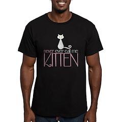 Castle - Never call me kitten T