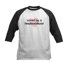 Loved by a Newfoundland Tee