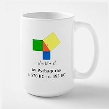 Pythagorean Theorem Mug