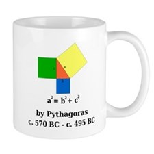 Pythagorean Theorem Mug