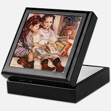 Storytime, Renoir Keepsake Box