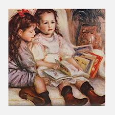 Storytime, Renoir Tile Coaster