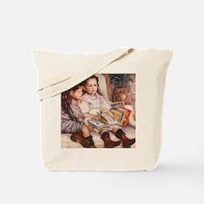 Storytime, Renoir Tote Bag