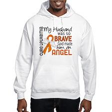 Angel 2 Leukemia Hoodie Sweatshirt