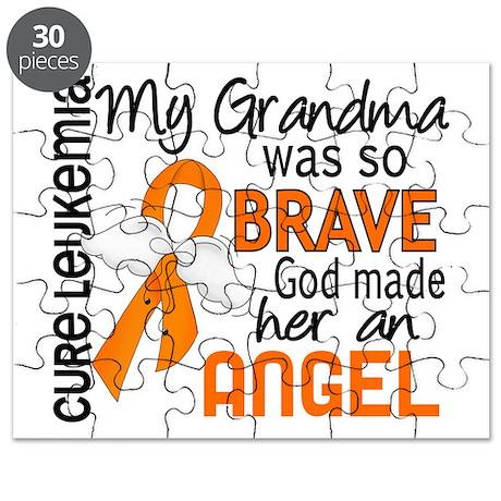 Angel 2 Leukemia Puzzle