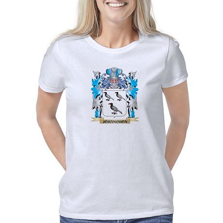 Miami (Pearls) Organic Women's T-Shirt (dark)