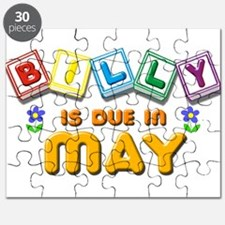Billy is Due in May Puzzle