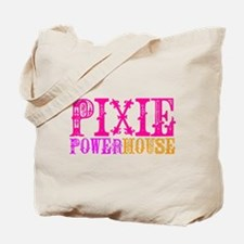 Pixie Powerhouse Tote Bag