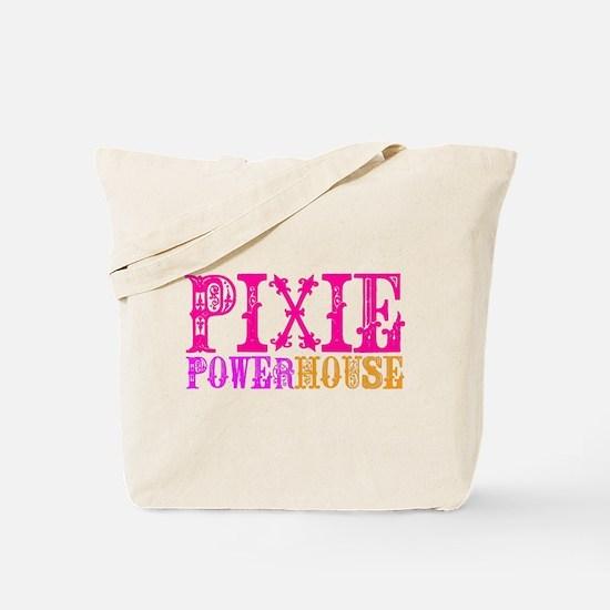 Pixie Powerhouse Tote Bag