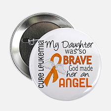 """Angel 2 Leukemia 2.25"""" Button"""
