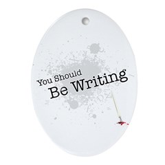 You should be writing Ornament (Oval)