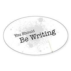 You should be writing Decal