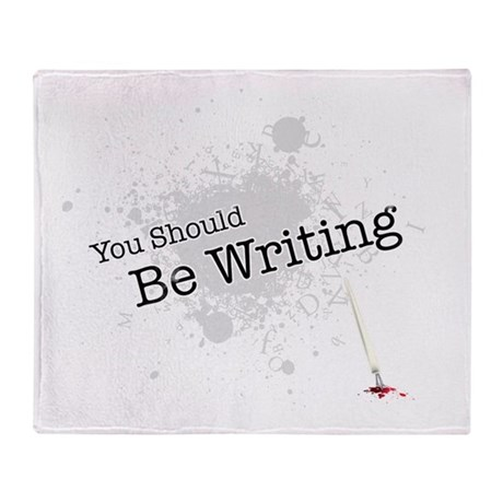 You should be writing Throw Blanket