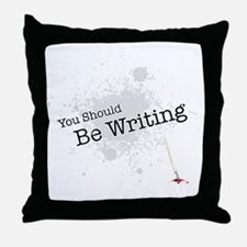 You should be writing Throw Pillow