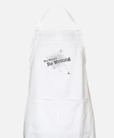 You should be writing Apron