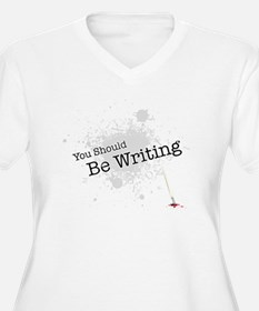 You should be writing T-Shirt