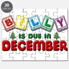 Billy is Due in December Puzzle