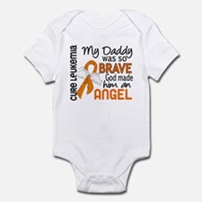 Angel 2 Leukemia Infant Bodysuit