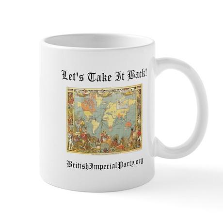 Take It Back! Mug