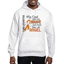Angel 2 Leukemia Hoodie